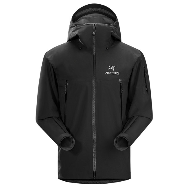 Cheap Arc'teryx BETA SV JACKET MEN'S Black Sale