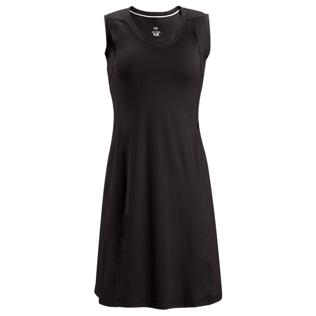 Cheap Arc'teryx SOLTERA DRESS WOMEN'S Black Sale