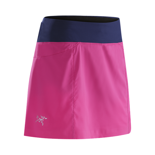Cheap Arc'teryx LYRA SKORT WOMEN'S Houli Pink Sale