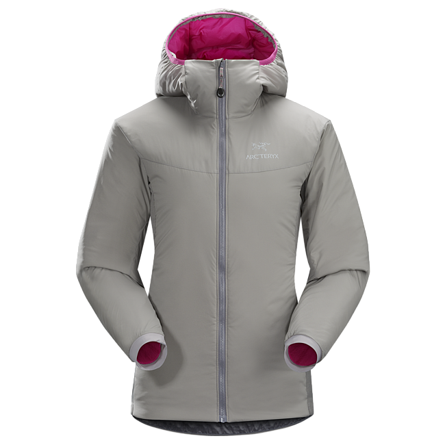 Cheap Arc'teryx ATOM LT HOODY WOMEN'S Brushed Nickel Sale